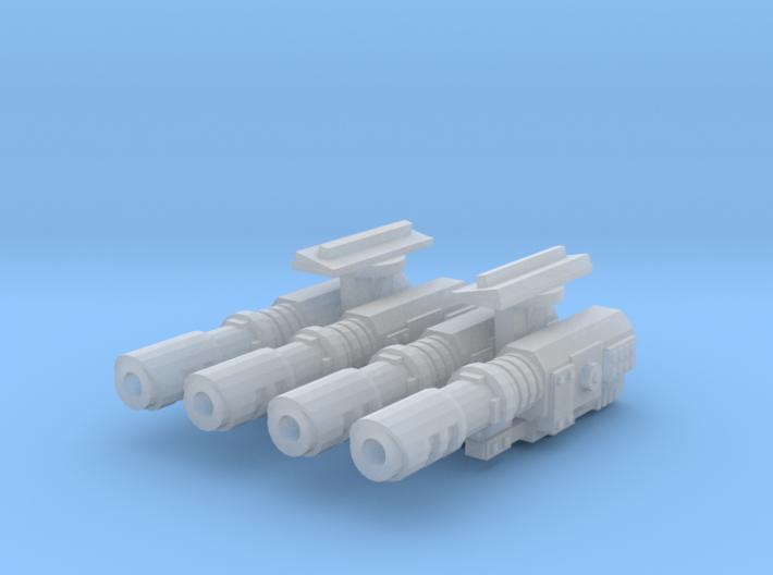 28mm flyer laser kit  3d printed