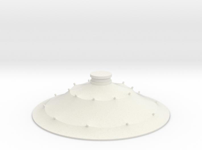 Austausch 7 für Faller Standard-Dach (H0 scale) 3d printed