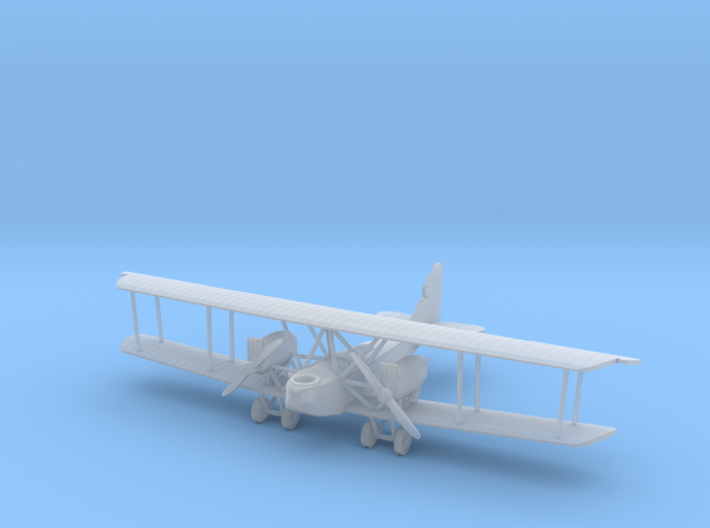 Aircraft- AEG G.IV Bomber (1/350th, FUD, FD Only) 3d printed