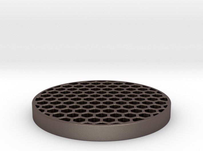 Honeycomb KillFlash 48mm 1mm thick 4mm Clearance 3d printed