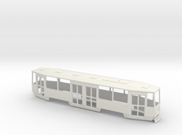 Konstal 105Na Triebwagen Krakau 3d printed
