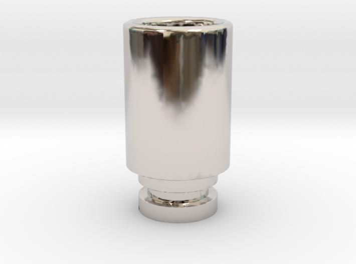 Simplistic 510 driptip 3d printed