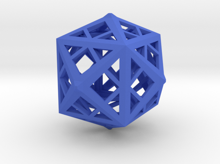Cube frame 3d printed