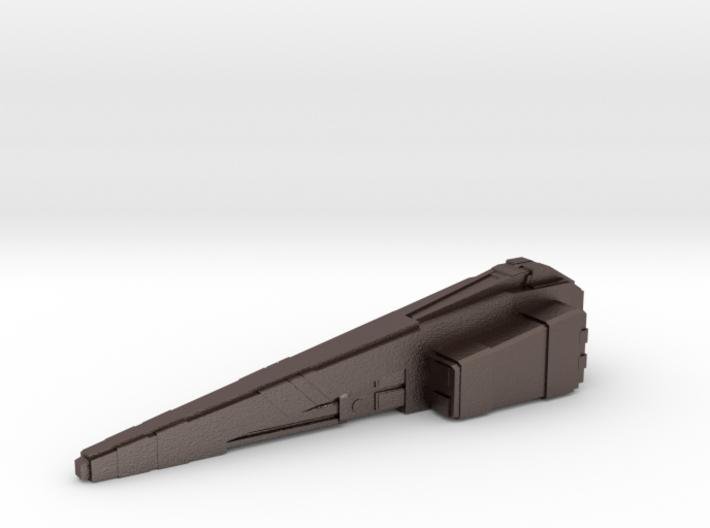 Custom board game piece - civilian transport 3d printed