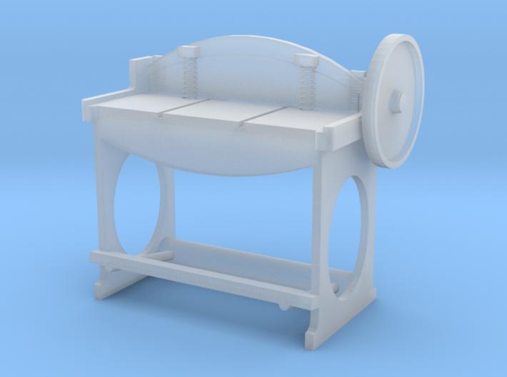 Metal Shear S Scale 3d printed