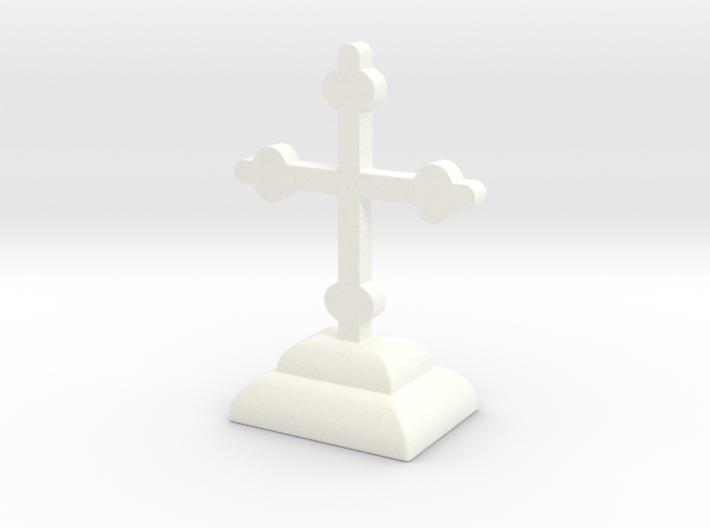 Desimir Cross 1 3d printed