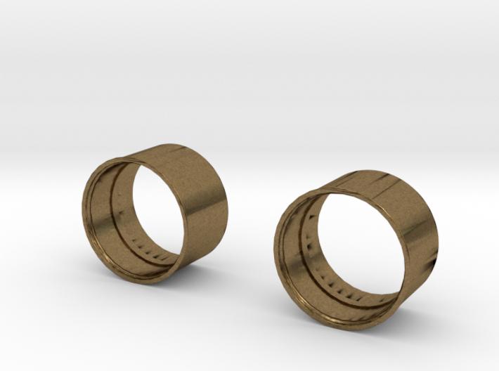 10x8 Medium Offset Modular Rim 3d printed