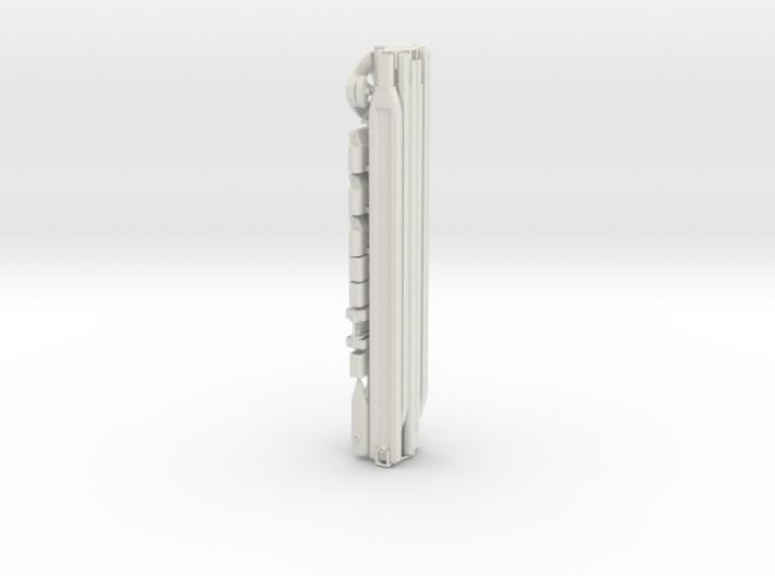 Leica / Wild GST - 20 tripod legs 1/4 scale kit 3d printed
