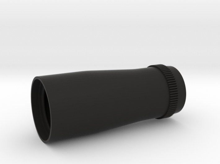 4X20 Scope Rear Lens Housing 3d printed