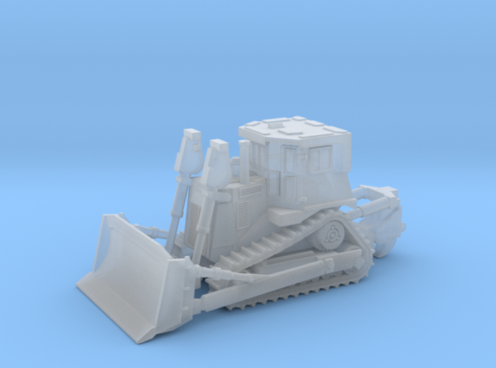 Armored Dozer Doobi 1/285 6mm 3d printed