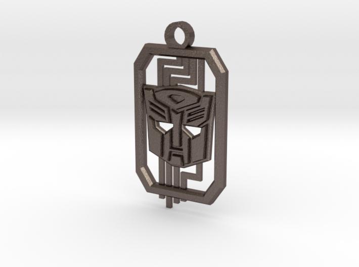 Autobot Dog Tag 3d printed