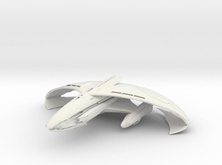 Terchan Class C BattleCruiser 3d printed