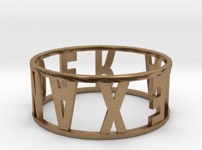 Ring13 3d printed