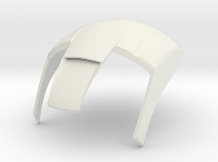 Iron Man mkIII Helmet - Part 3 3d printed