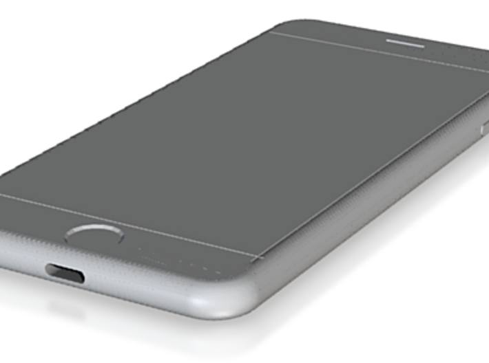 iPhone 6 mockup 3d printed