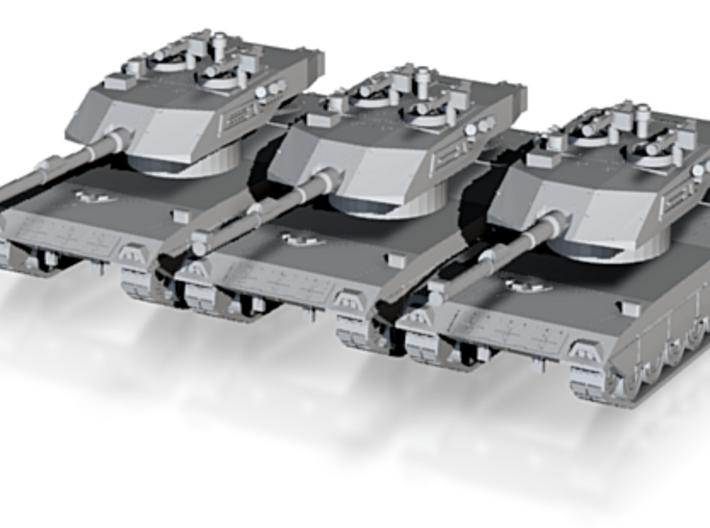 6mm C1 Ariete tanks (3) 3d printed