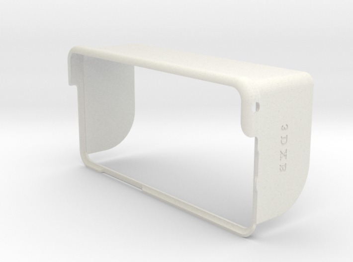 iPhone 6 Plus Hood Pull-over 3d printed