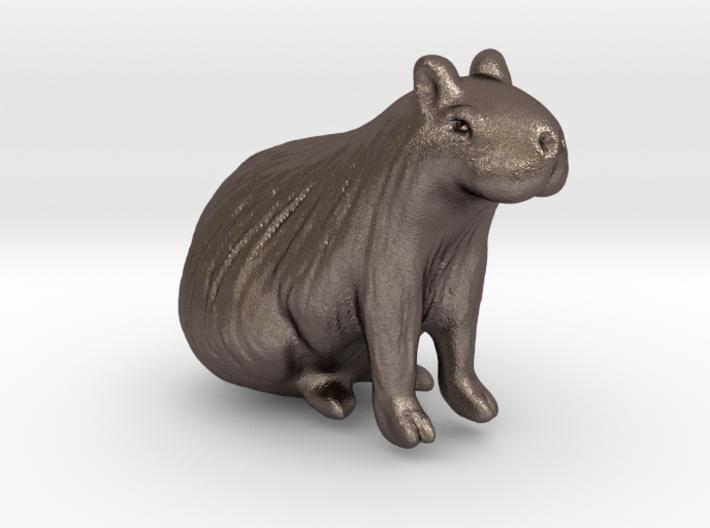 Capybara Hollow 3d printed