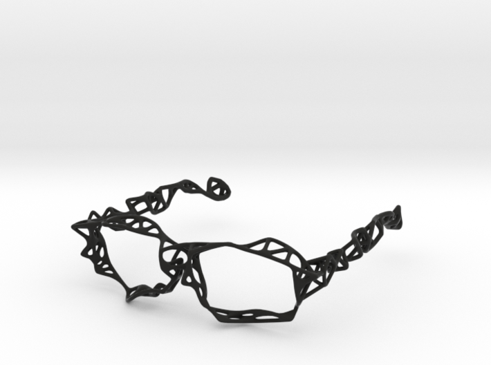 3Dglass_wire 3d printed