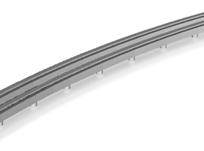 R-165-outer-curve-2r-bridge-rails-long-100-1a-x2 3d printed