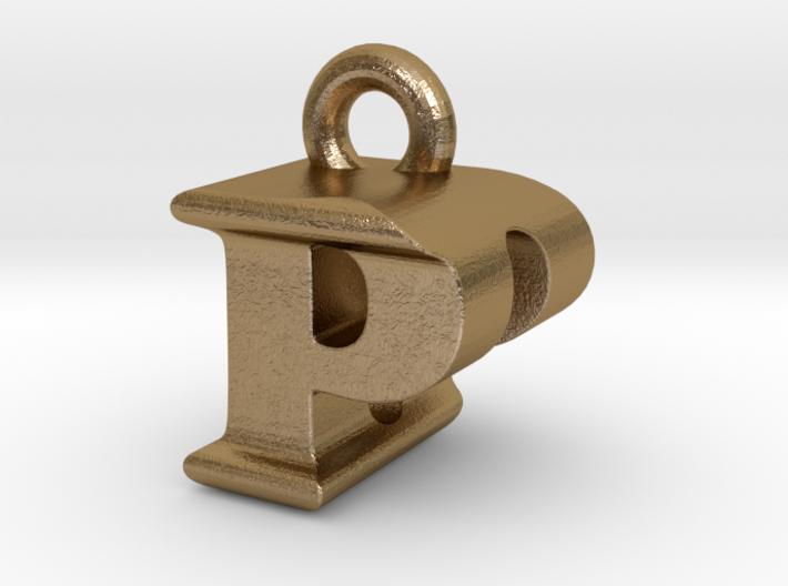3D Monogram Pendant - PDF1 3d printed