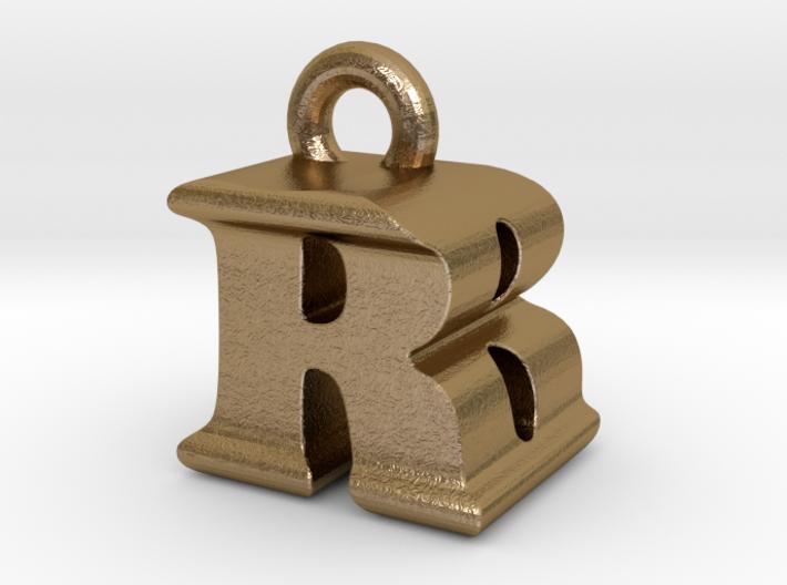 3D Monogram - RBF1 3d printed