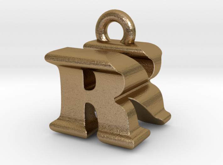 3D Monogram - RNF1 3d printed