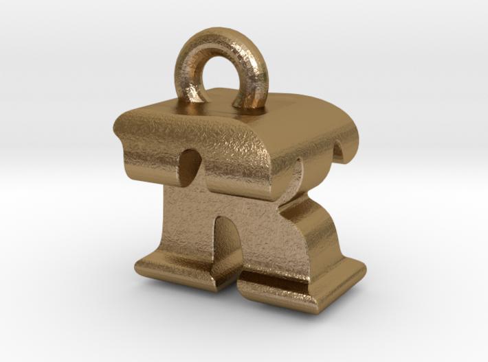 3D Monogram - RTF1 3d printed