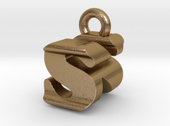 3D Monogram - SNF1 3d printed