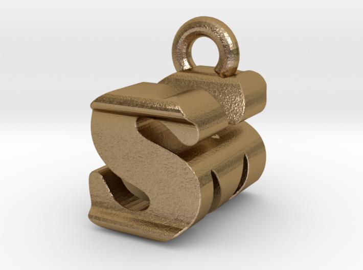 3D Monogram - SMF1 3d printed