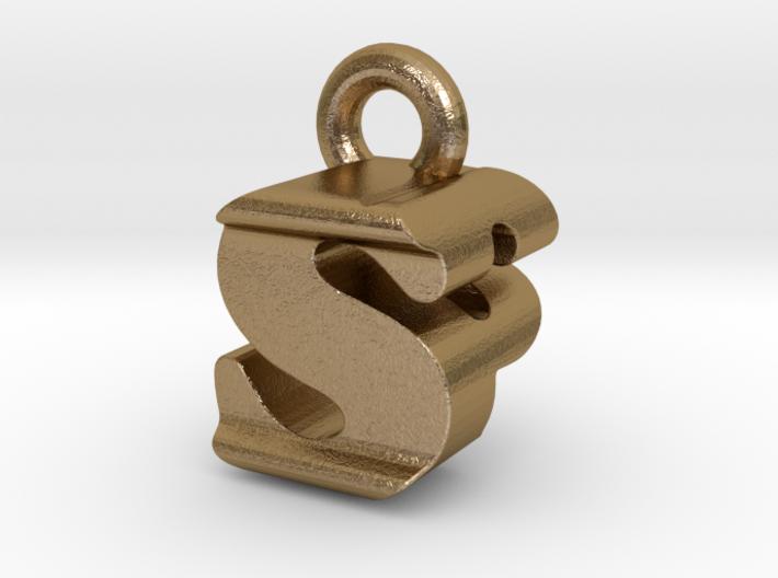 3D Monogram - SPF1 3d printed