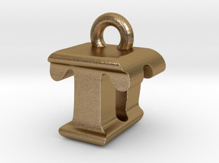 3D Monogram - TDF1 3d printed