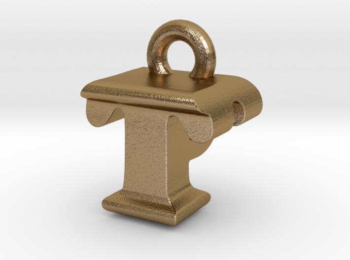 3D Monogram - TPF1 3d printed