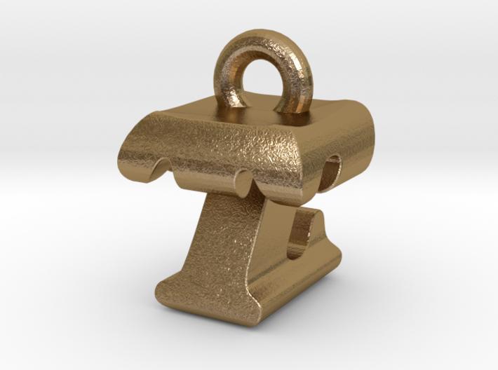 3D Monogram - TZF1 3d printed