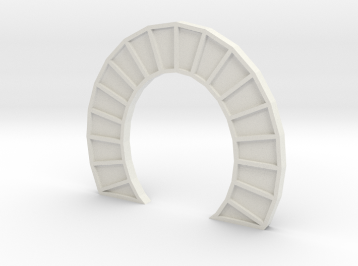 SINGLE Z TUNNEL PORTAL 3d printed