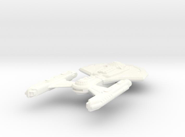 USS Joppa 3d printed