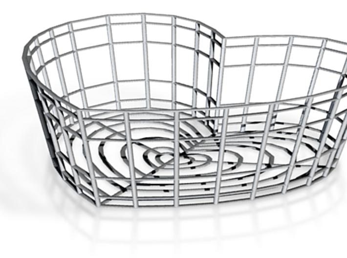 Bread Basket of LOVE 3d printed