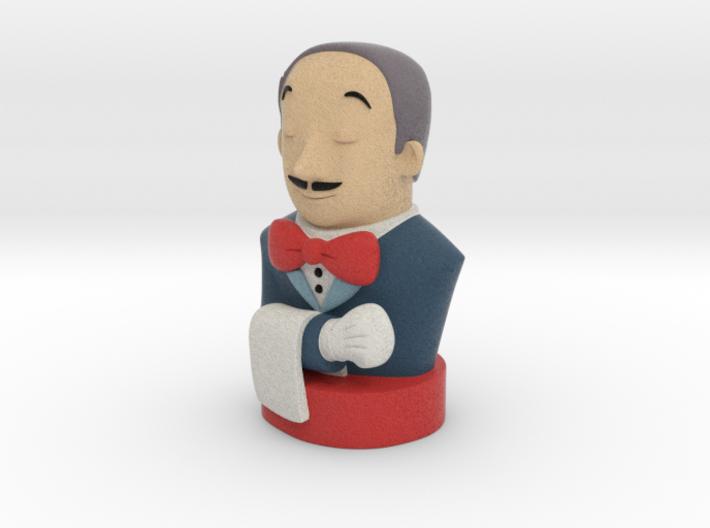 Mr.Jenkins (v2) 3d printed