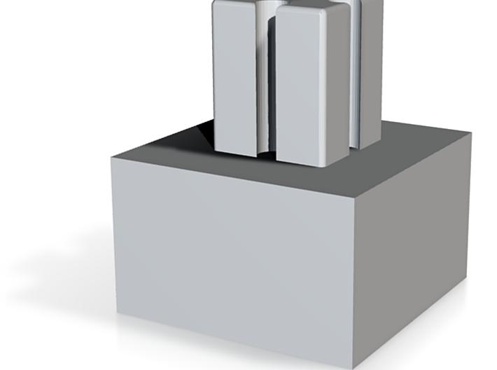 Duplo-Fischertechnik-Adapter 3d printed
