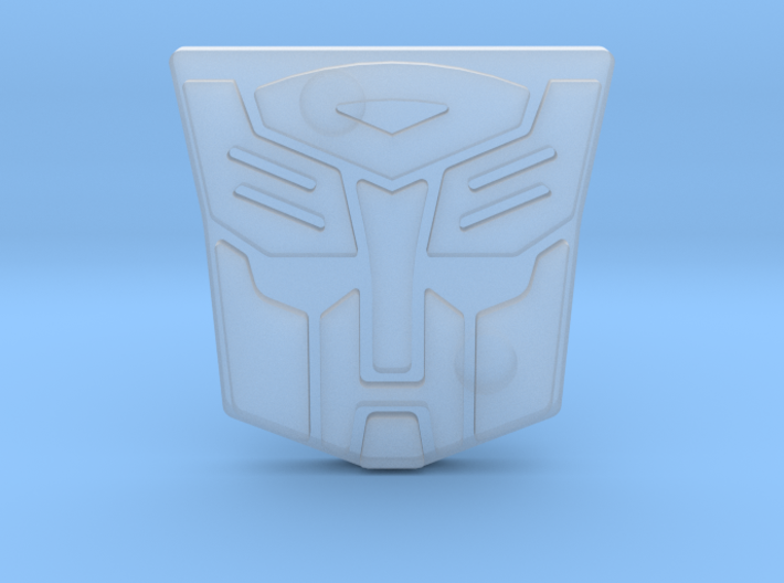 Right Hand Autobot 3d printed
