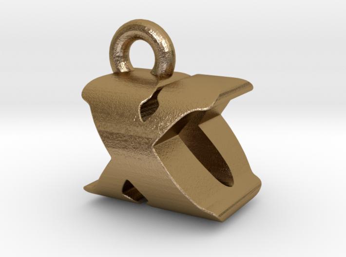 3D Monogram - XOF1 3d printed