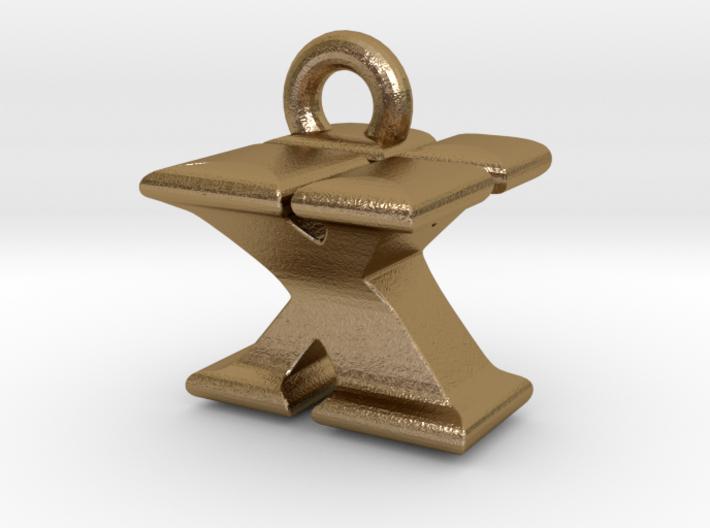 3D Monogram - XYF1 3d printed