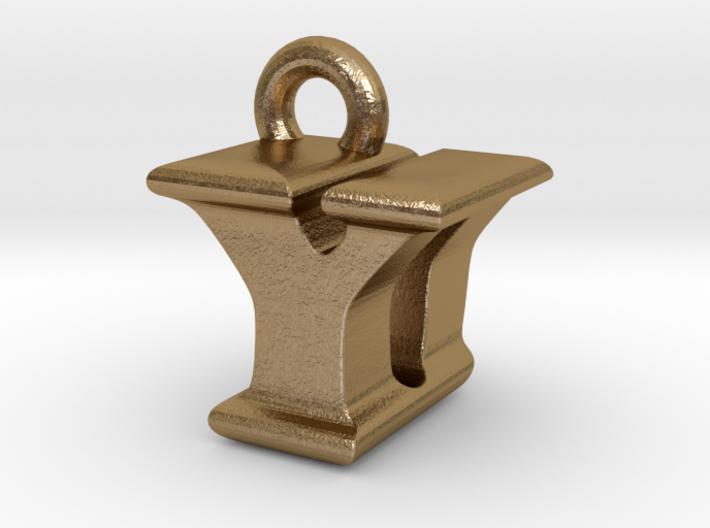 3D Monogram - YDF1 3d printed