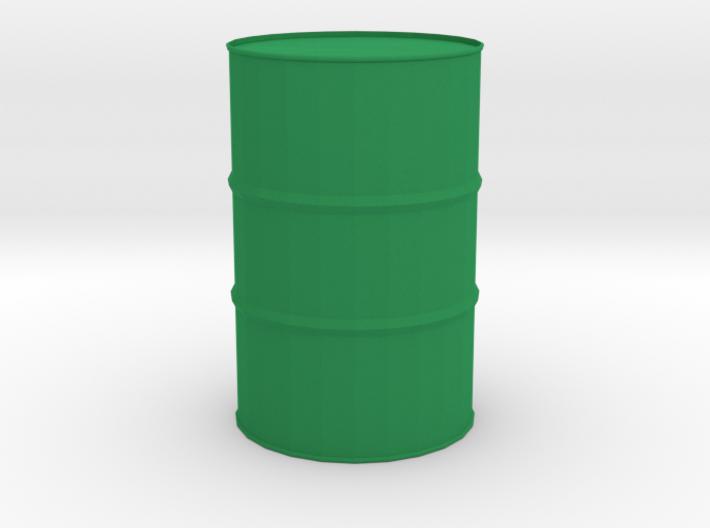 44 Gal/220 L Drum 1:35 Scale 3d printed