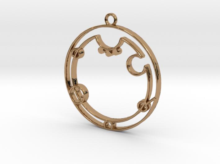 Aubrey - Necklace 3d printed