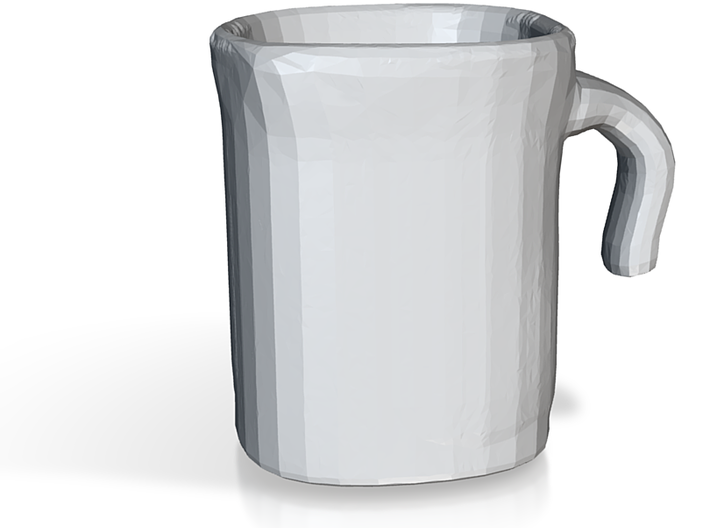 Espresso Mug (3D Printed and Food Safe) 3d printed