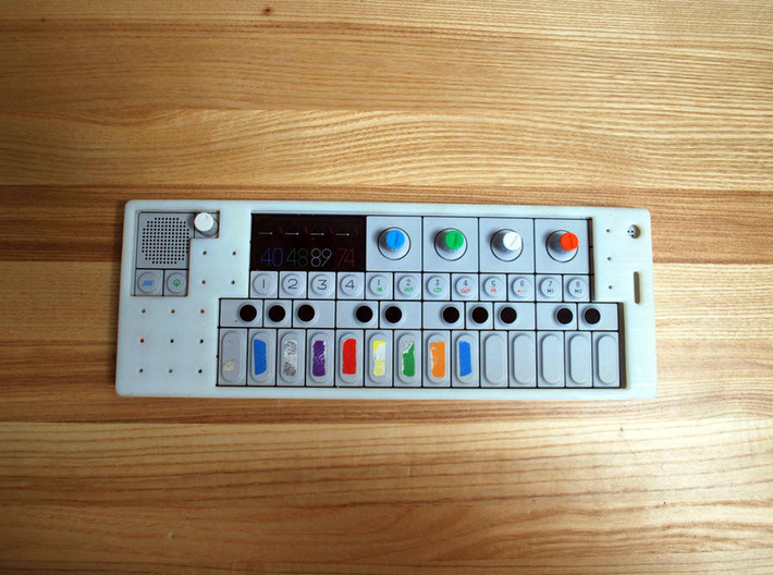 OP-1 Key Cover 3d printed