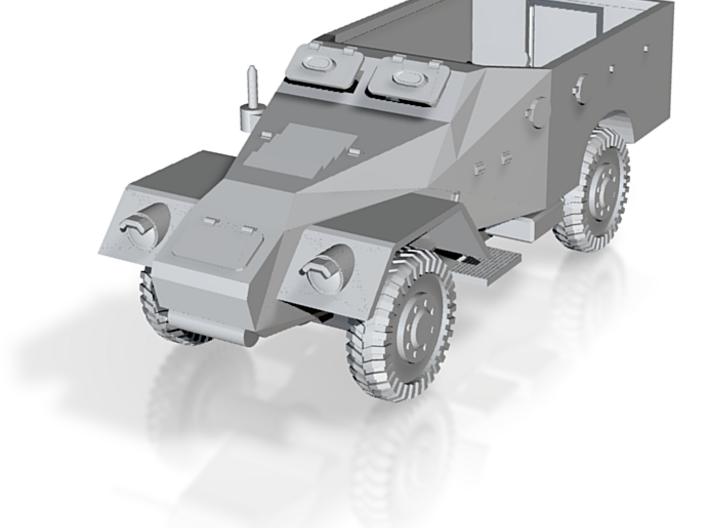 Vehicle- BTR 40 (1 56th) 3d printed