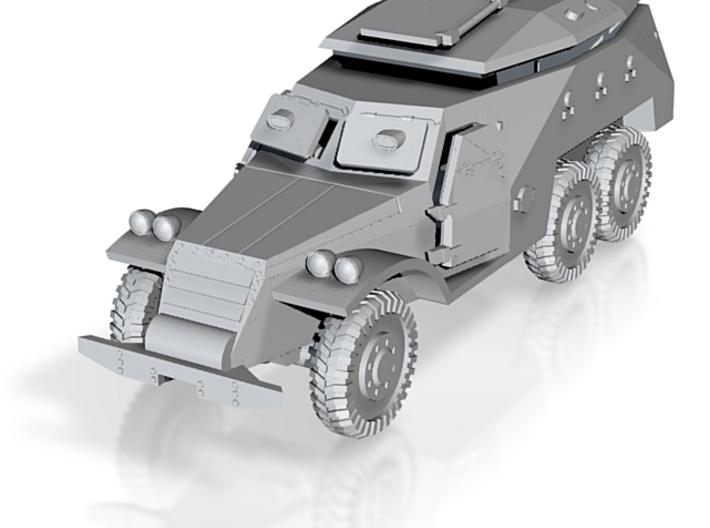 Vehicle- BTR 152 (1 56th) 3d printed