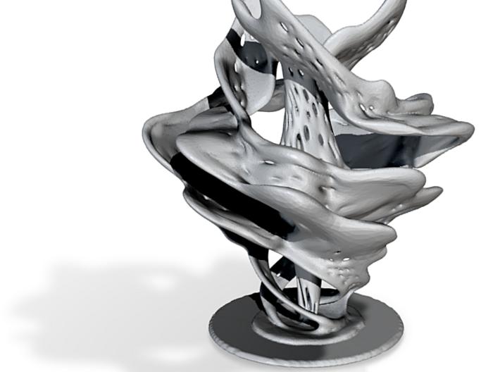 Borromean Vase 3d printed